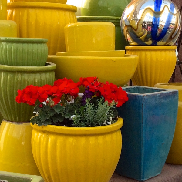 Yellow-Lime-and-Blue-pottery
